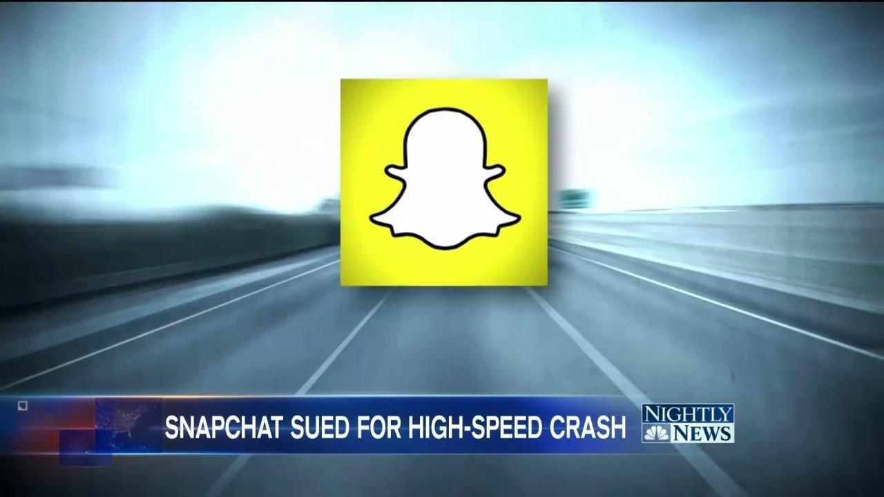 Lawsuit Blames Snapchat's 'Speed Filter' Over Georgia Crash