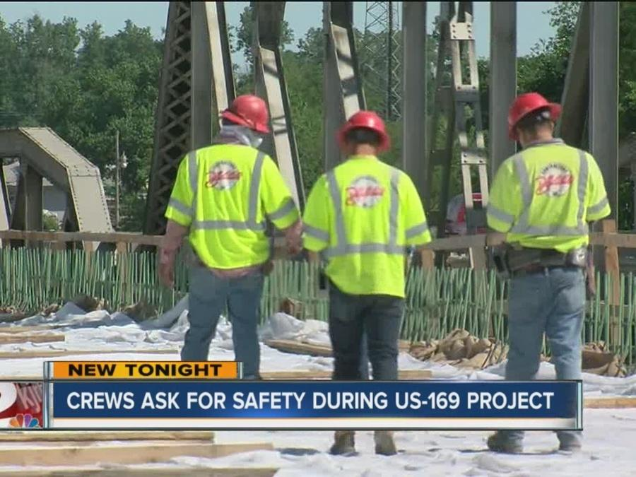 US Hwy169 Constuction Update