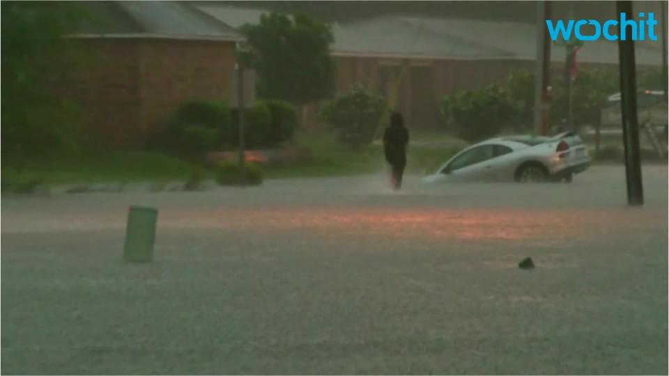 5 to 12 inches of rain causes major flooding in Mississippi towns