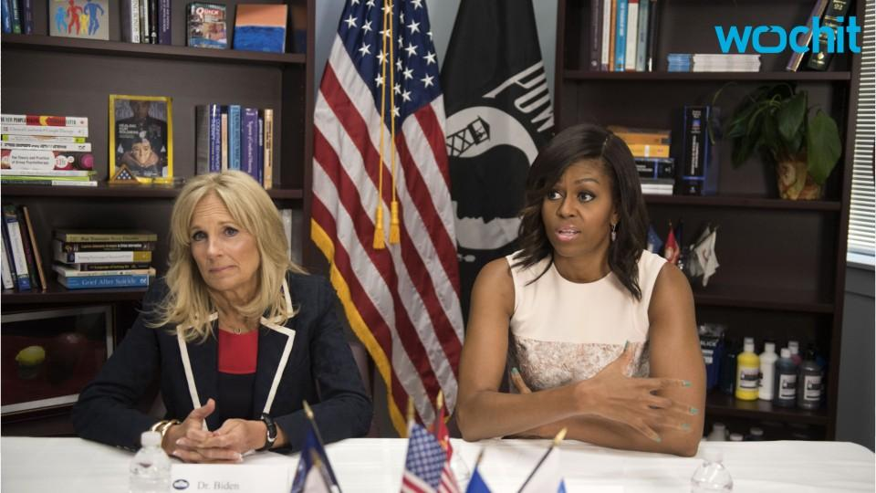Michelle Obama and Jill Biden to Appear on The Voice