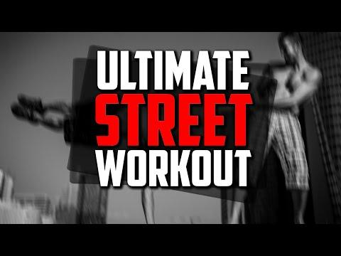 Working Out on the Streets