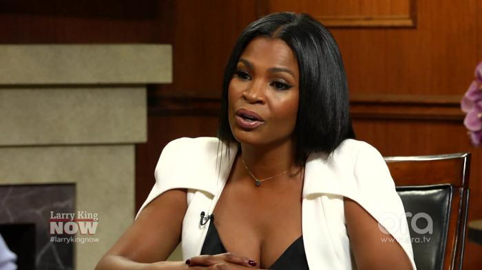 Nia Long on Trump, Bernie, Hillary, and the Obamas