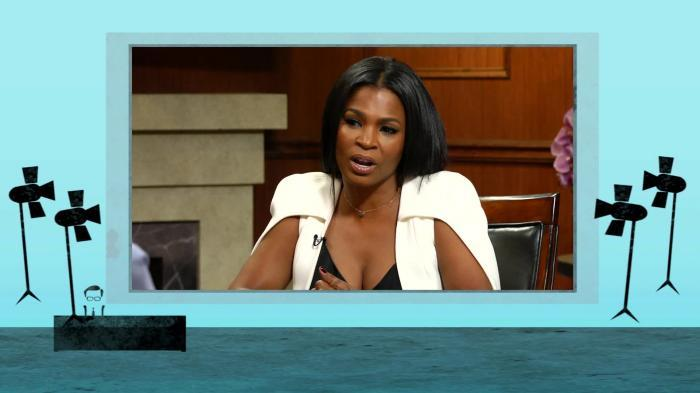 Nia Long on longevity, J. Cole, and 'Straight Outta Compton': Sneak Peek