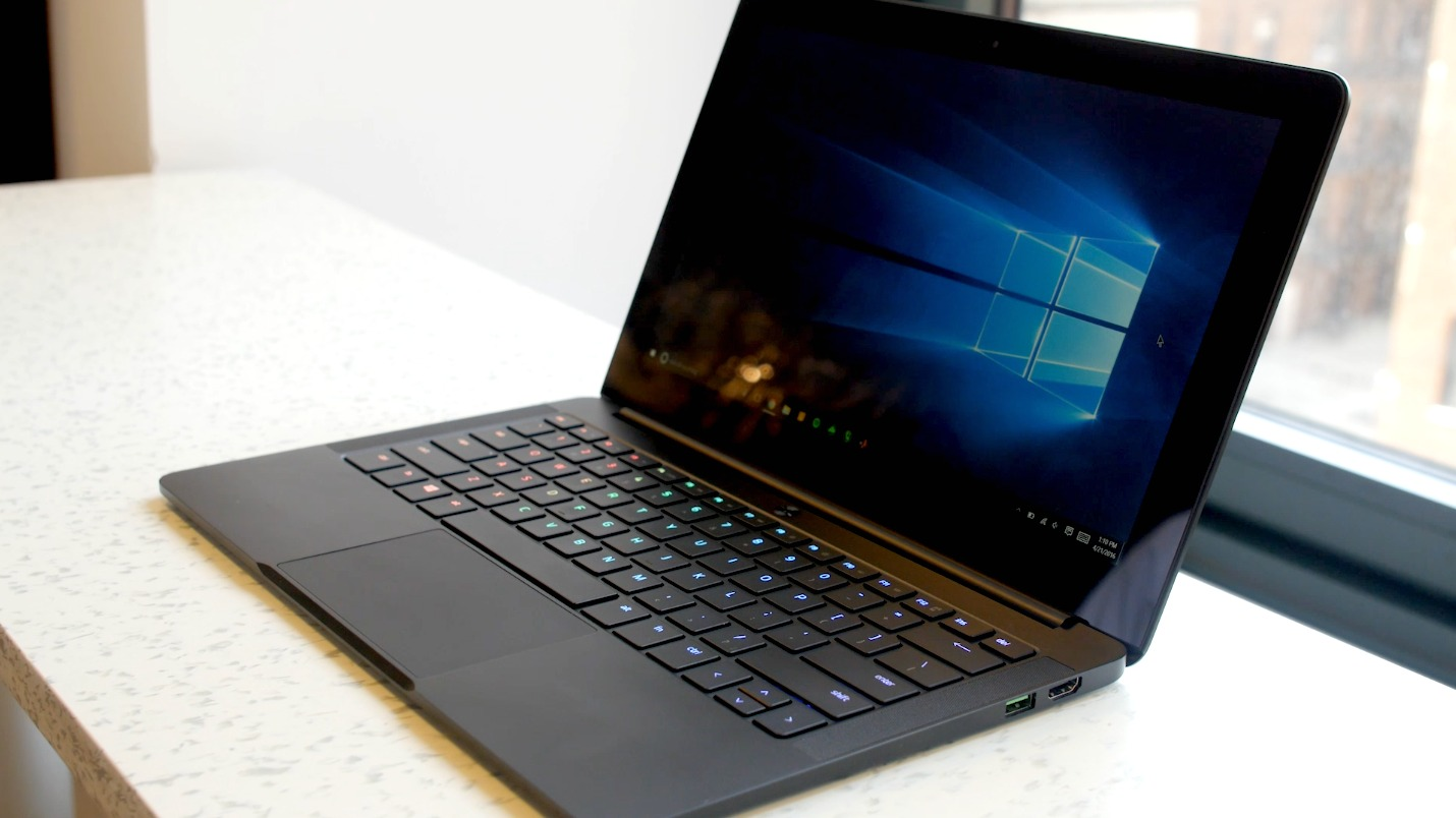 Inside the Razer Blade Stealth