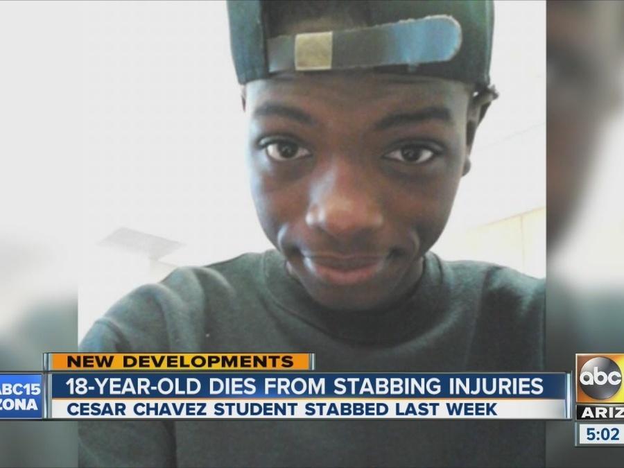 18-year-old dies from stabbing injuries