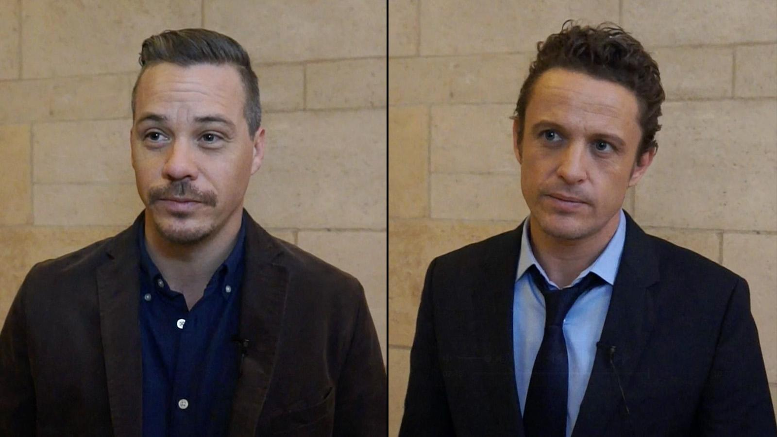 'Game Of Silence's' Michael Raymond-James & David Lyons: Which Previous Show Did They Work On Together?