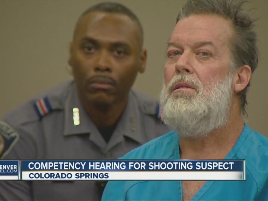 Competency hearing for Planned Parenthood shooting suspect