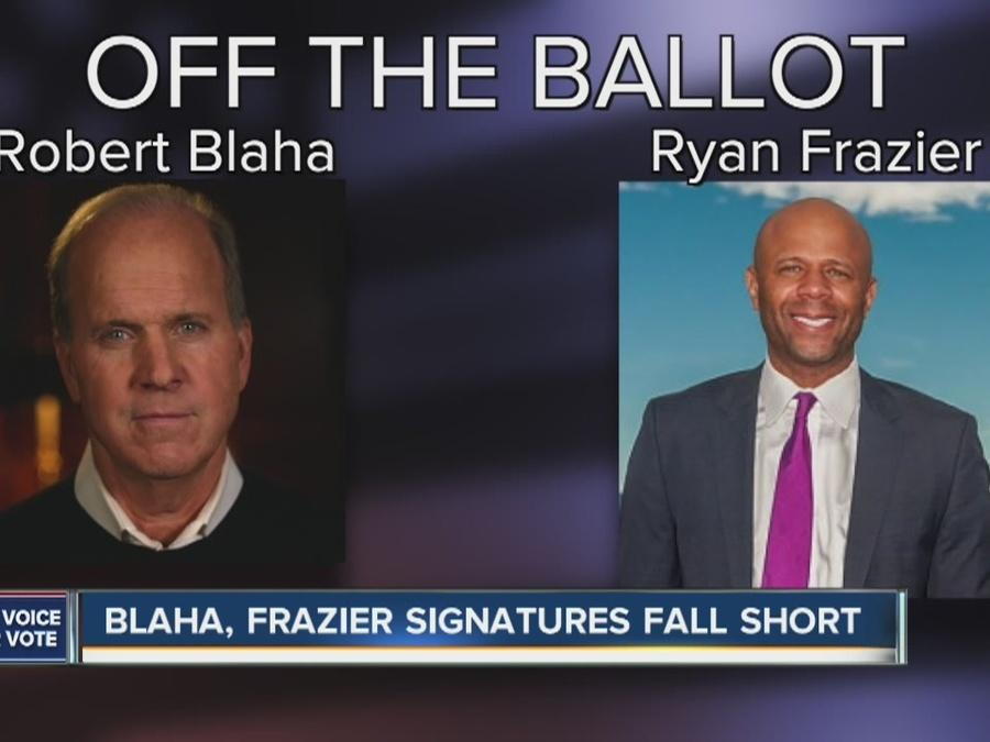Blaha, Frazier off the Colorado GOP Senate ballot
