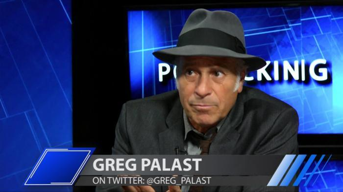Greg Palast Discusses How Party Elites Purge Unwanted Voters