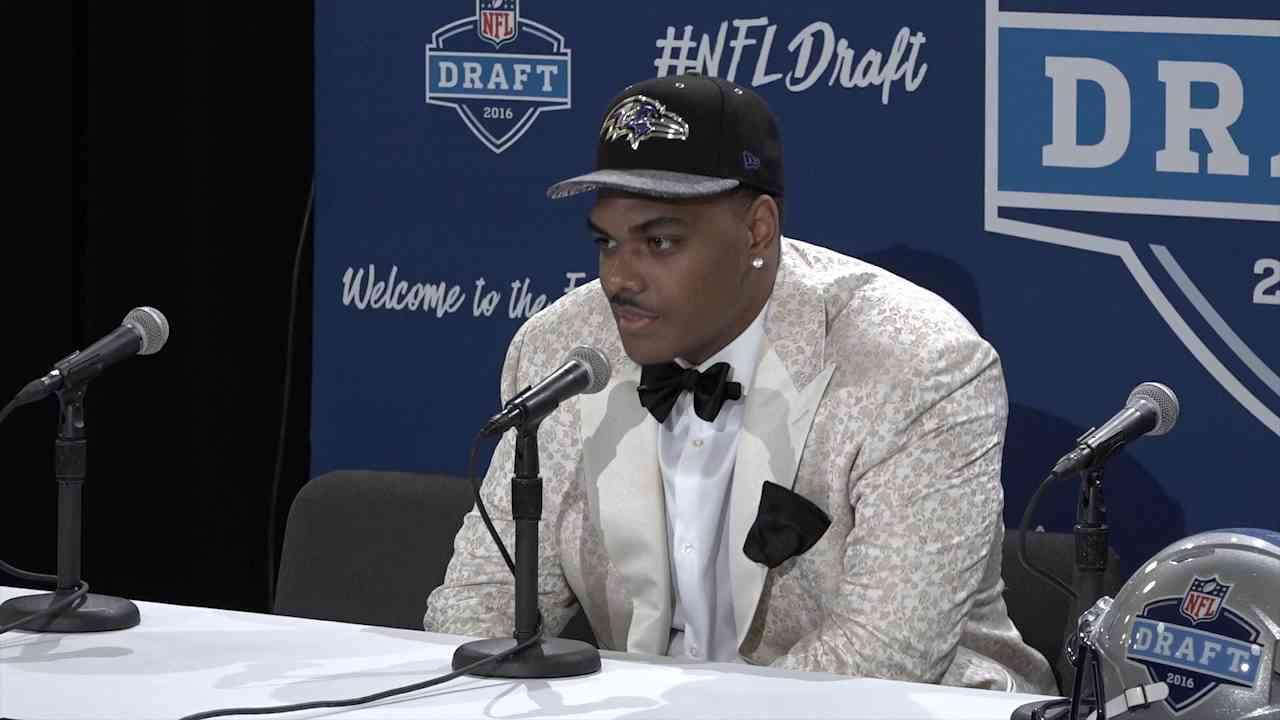 Ronnie Stanley Happy to Join Ravens