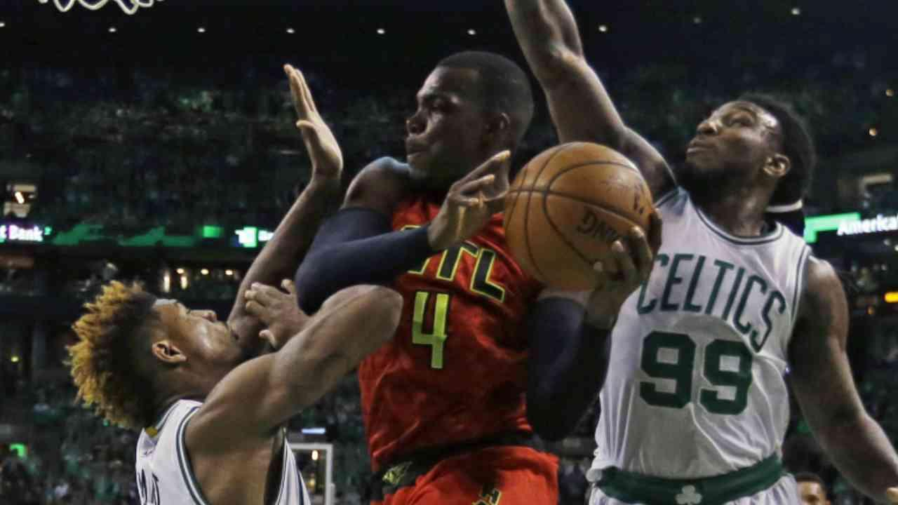 Hawks Finish off Celtics with Game 6 Win