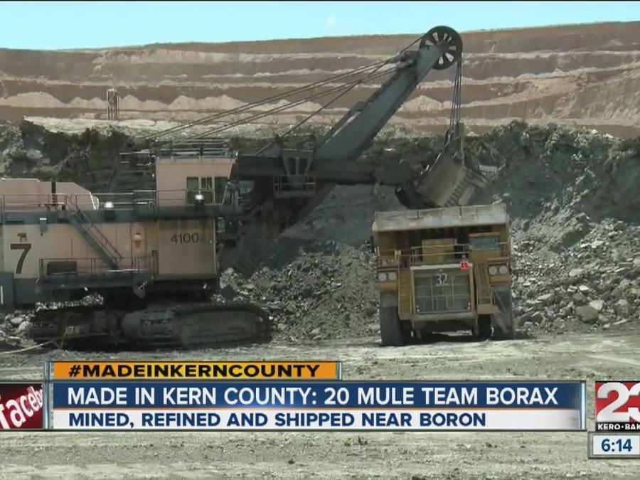 Made in Kern County: Borax
