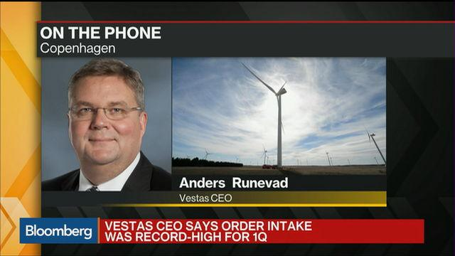 Vestas CEO Expects 2016 to be a `Busy Year'