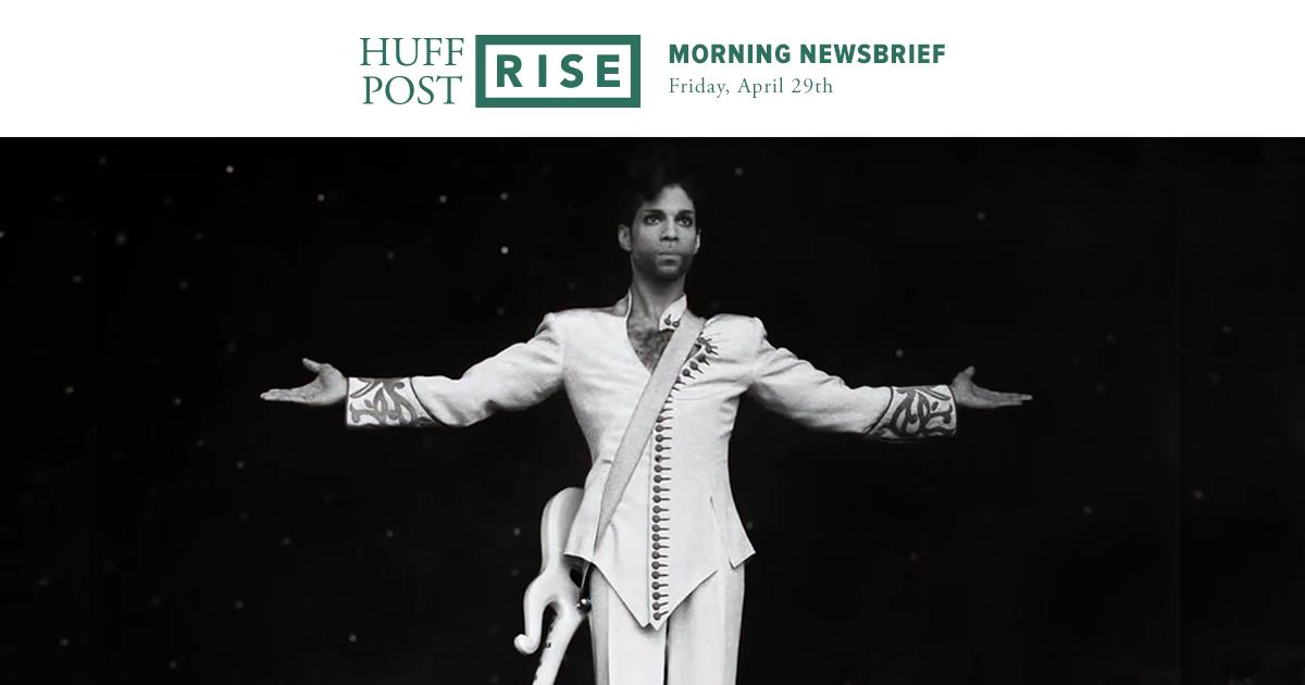 HuffPost RISE News Brief Apr. 29