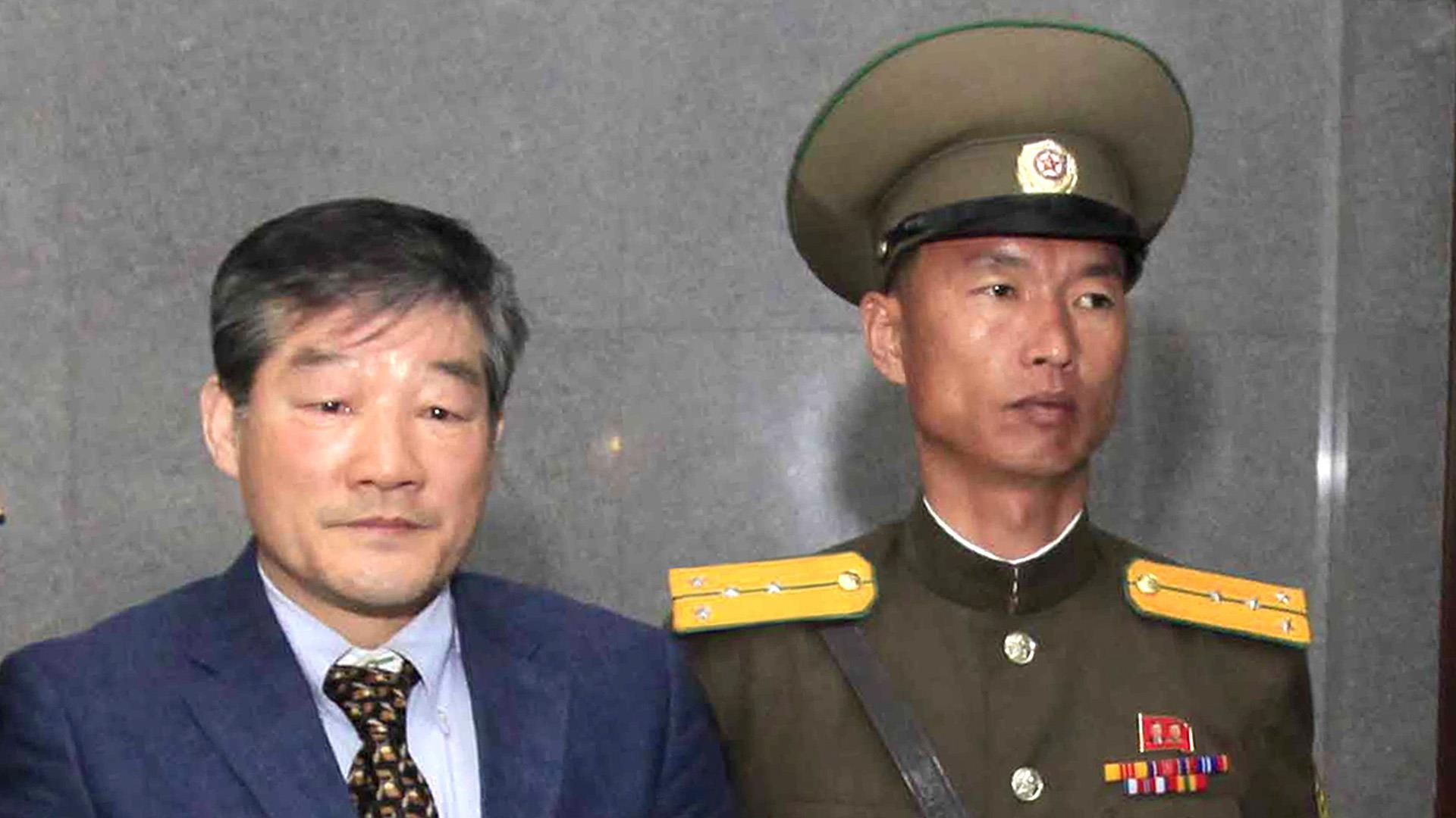North Korean Court Sentences U.S. Citizen to 10 Years in Prison