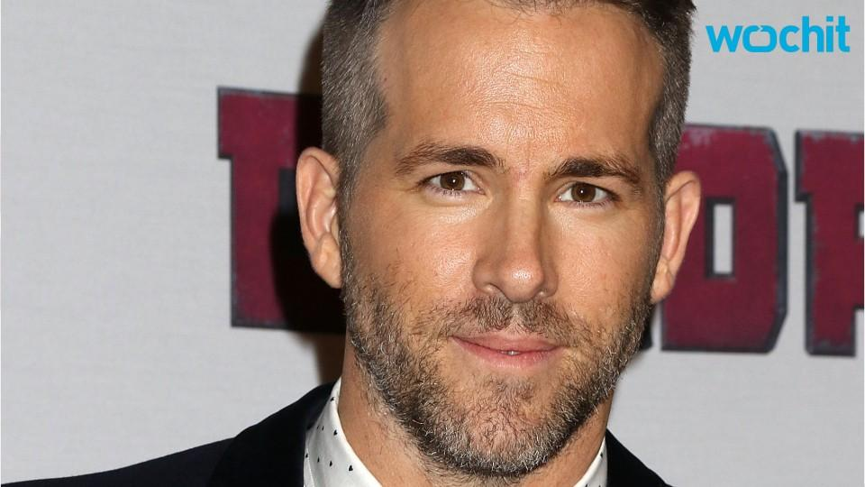 Ryan Reynolds Writes Tribute To Young Fan That Passes Away
