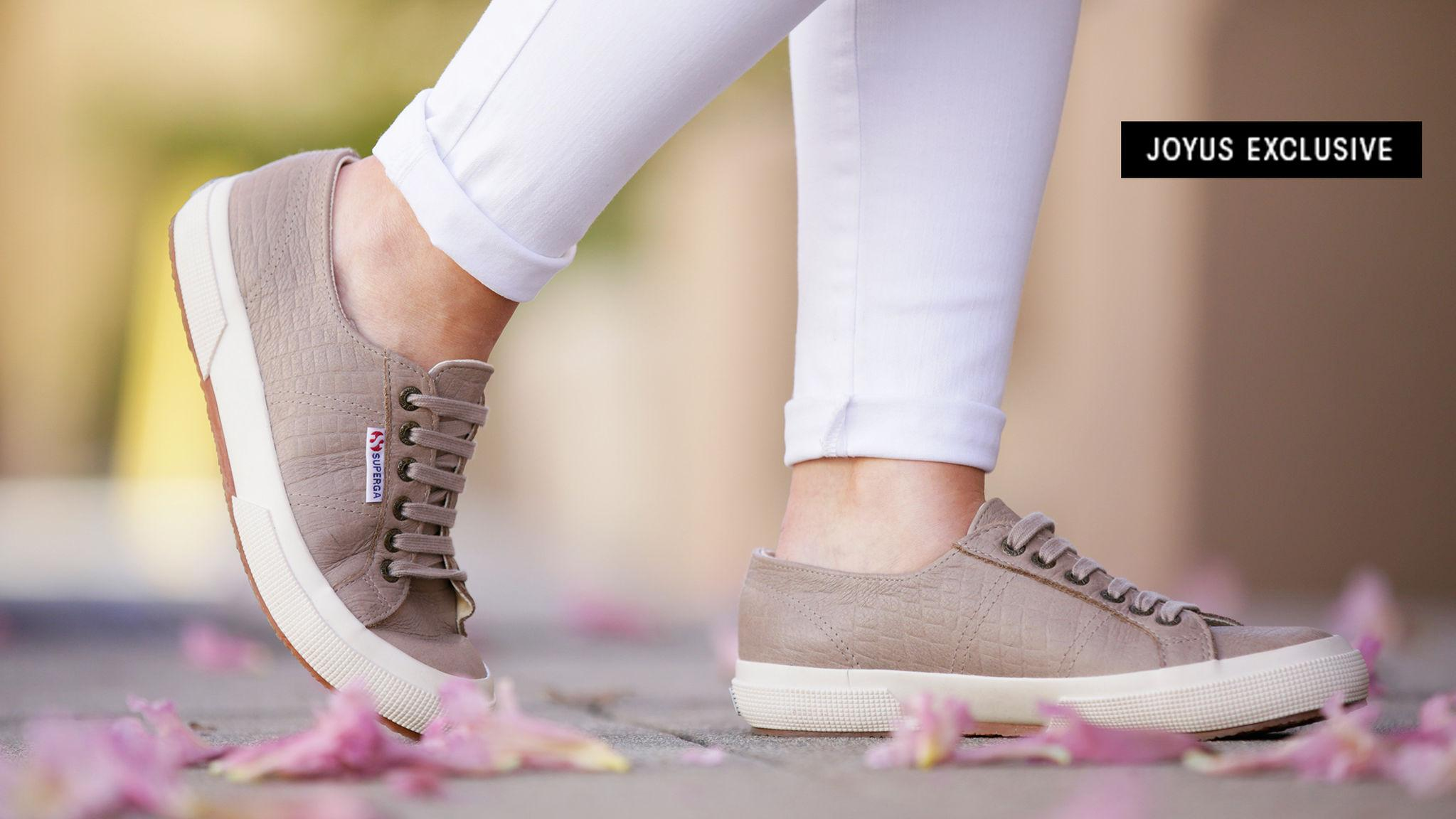 Exclusively Ours: Luxe, Leather Supergas