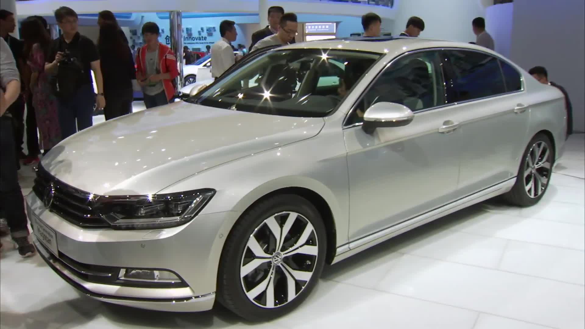 World premiere Volkswagen T-Prime GTE Concept