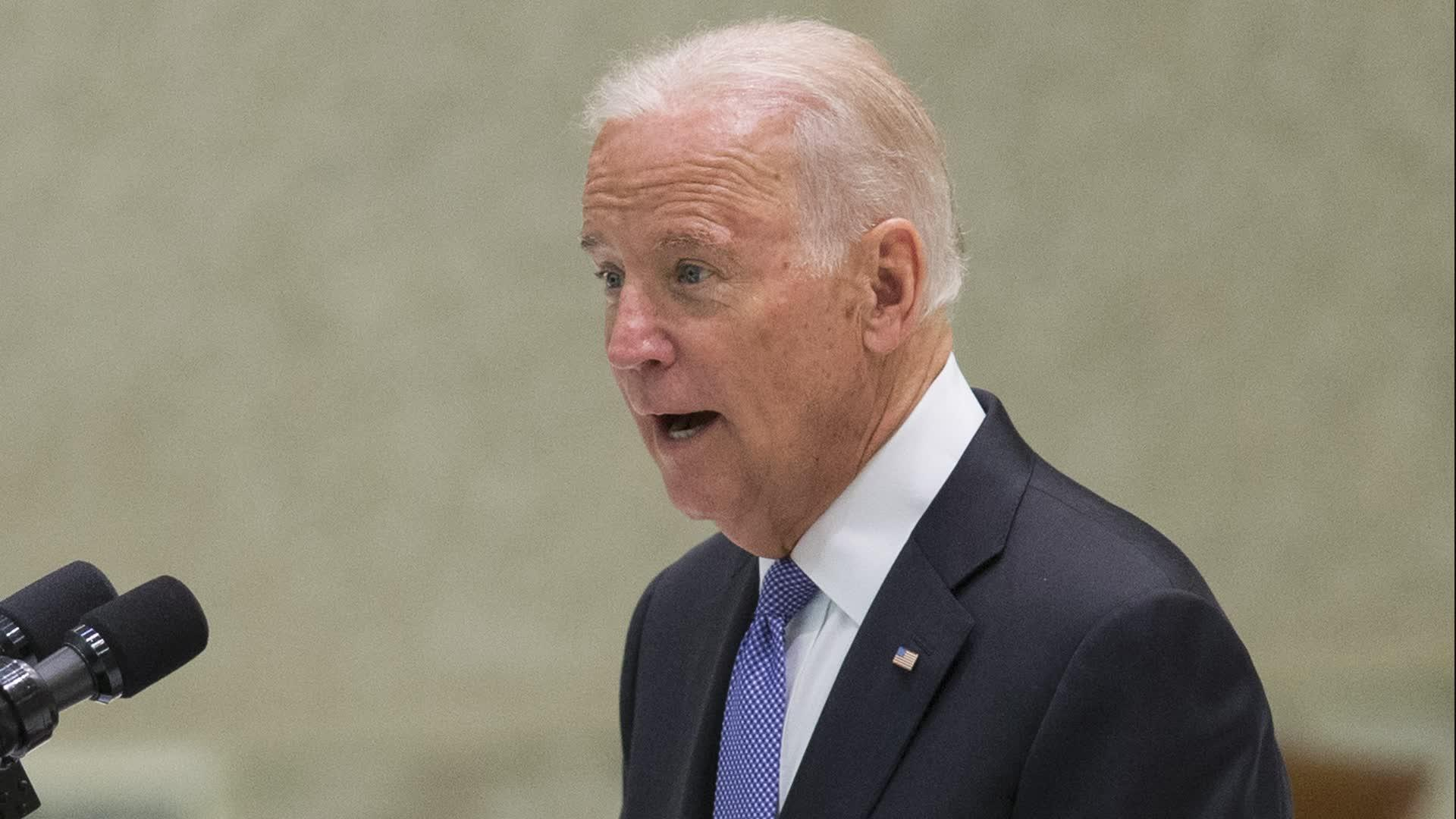 Biden Calls For Fight Against Cancer at Vatican