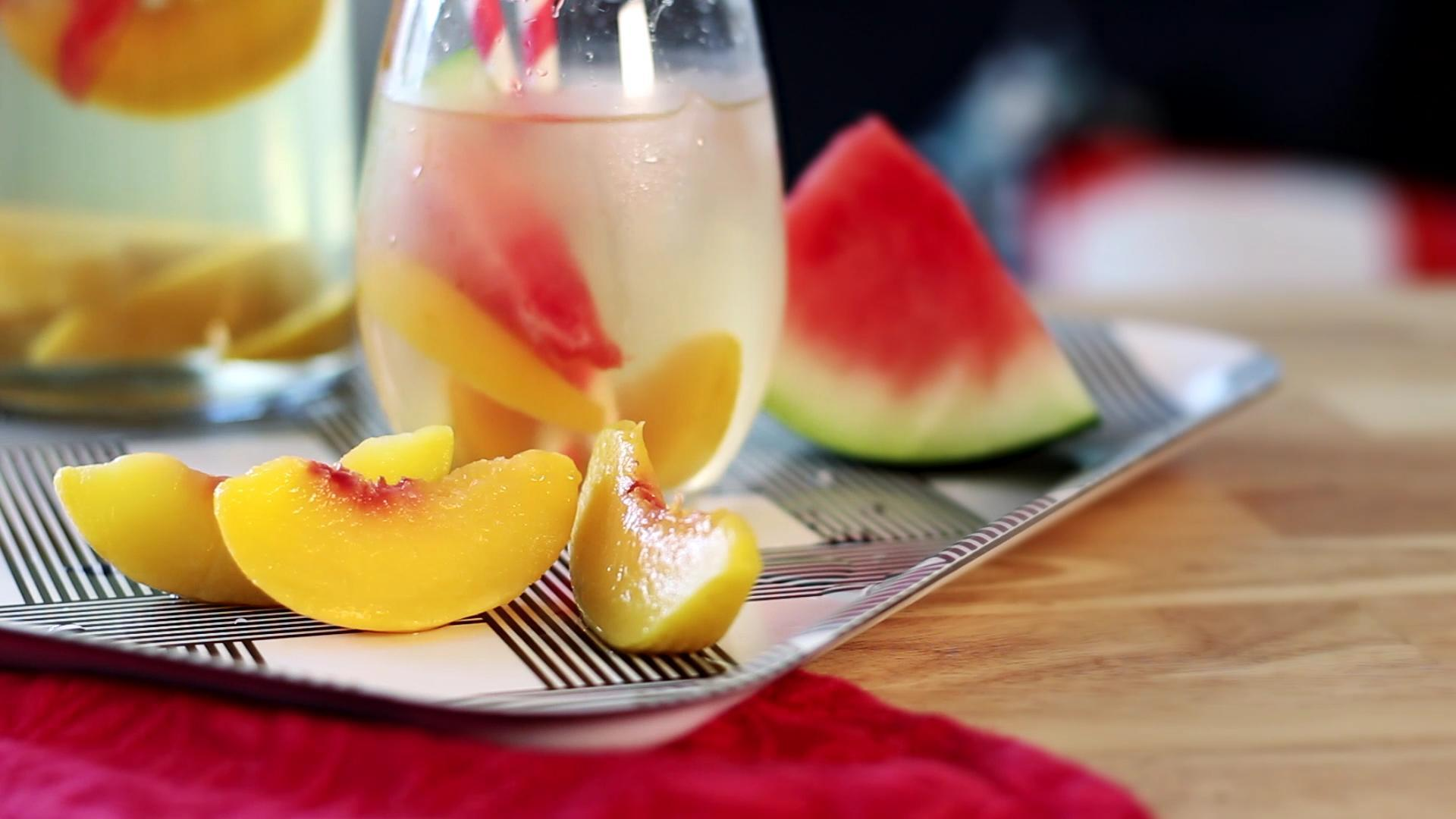 Seven Refreshingly Healthy Sangria Recipes