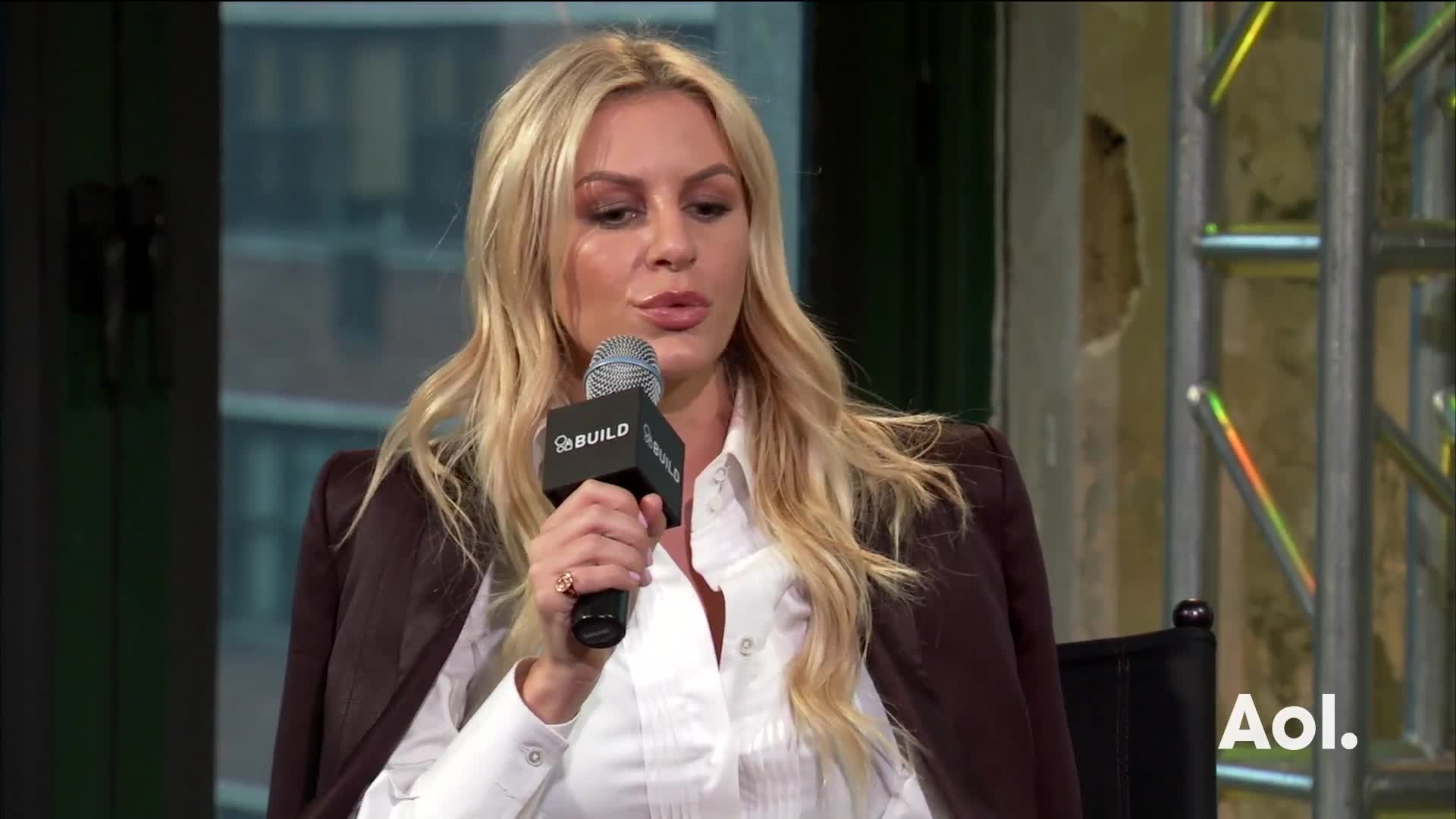 Morgan Stewart Discusses Her Sportswear Brand