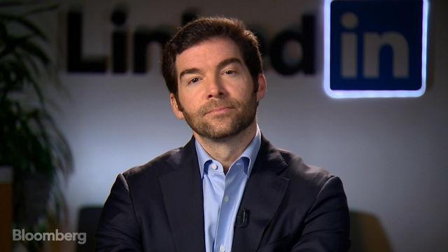 Linkedin CEO Weiner: Focused on Active Job Seekers