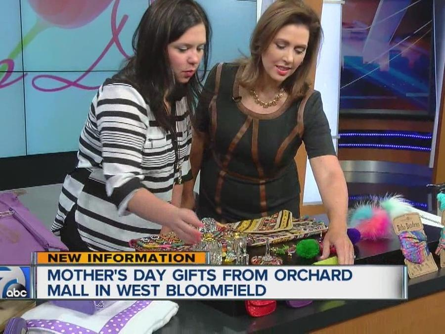 Mother's Day gifts from Orchard Mall in West Bloomfield