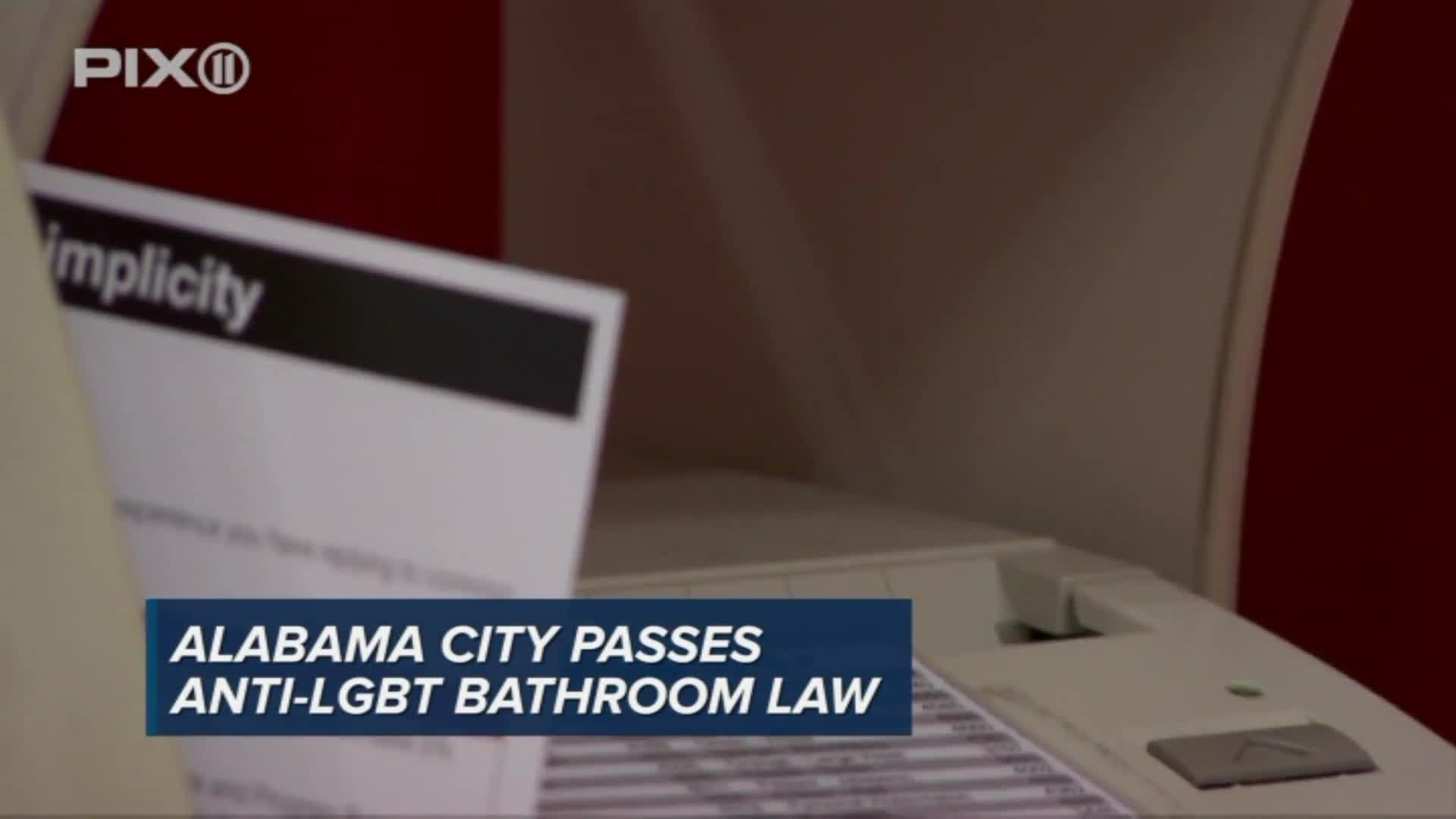 City Approves Jail Time for Transgender People Who Don't Use 'Right' Bathroom