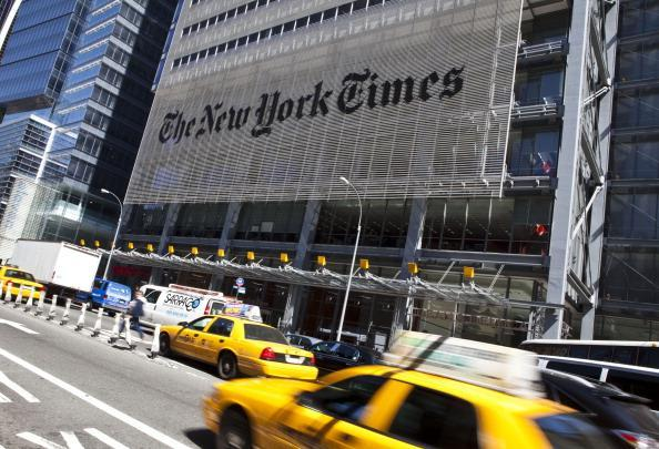 The New York Times hit with discrimination lawsuit