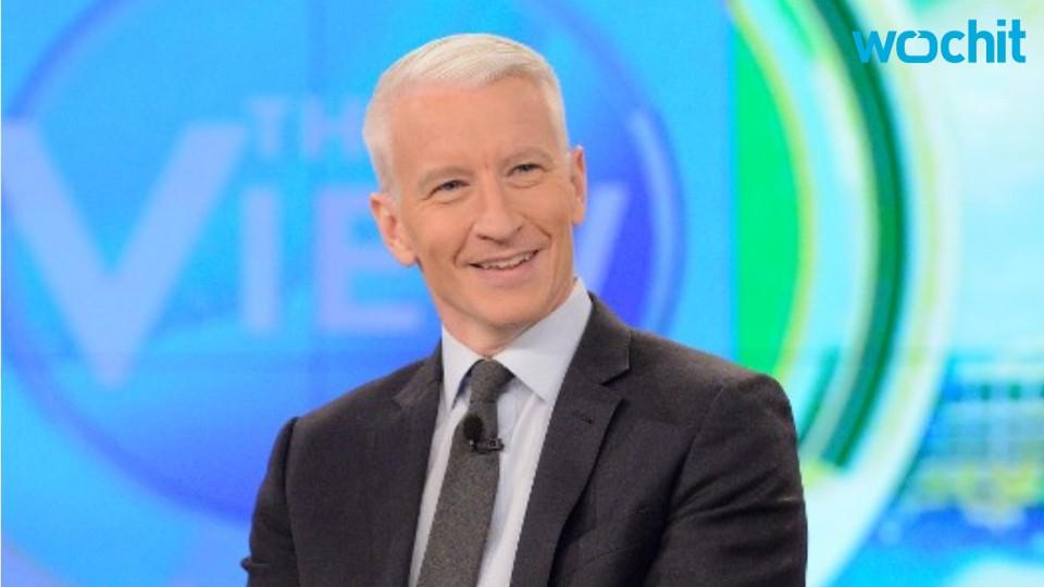 Could Anderson Cooper Replace Michael Strahan?