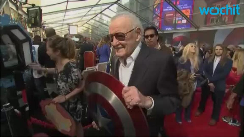 Captain America: Civil War's Director on `Stan Lee Cameo