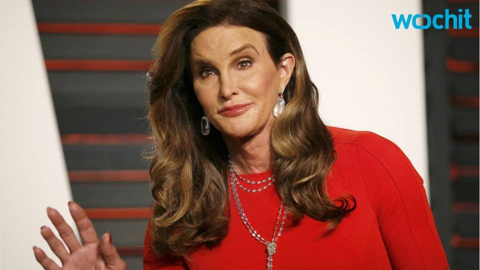 Caitlyn Jenner Uses the Ladies Restroom at the Trump Hotel