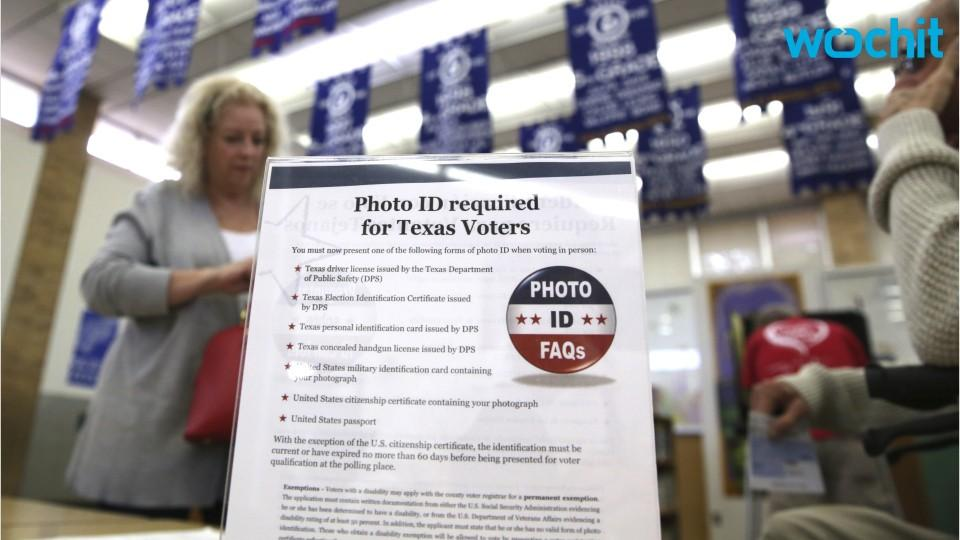 Top U.S. Court Won't Block Texas Voter ID Law