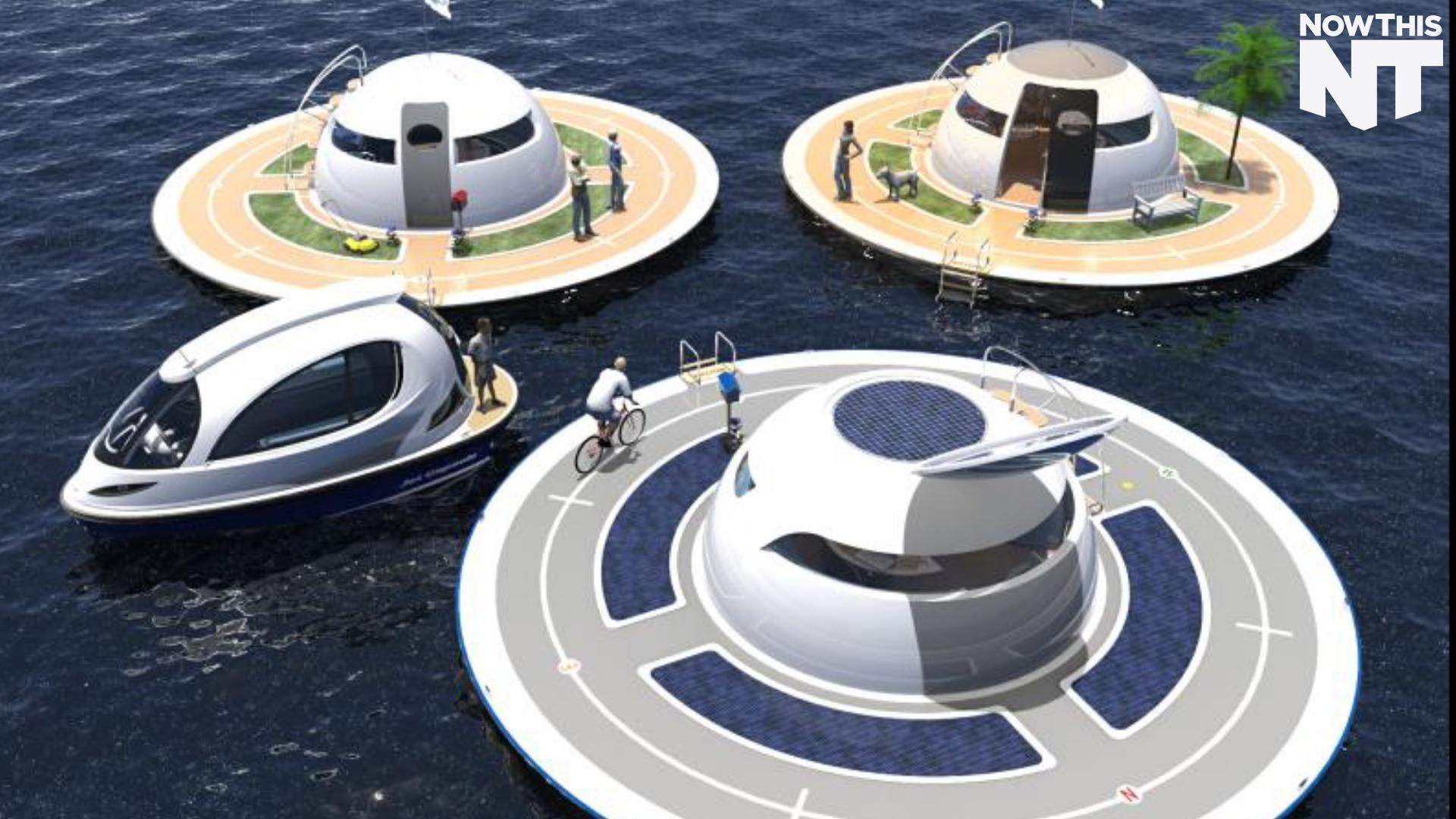 You Can Soon Live in Underwater Homes