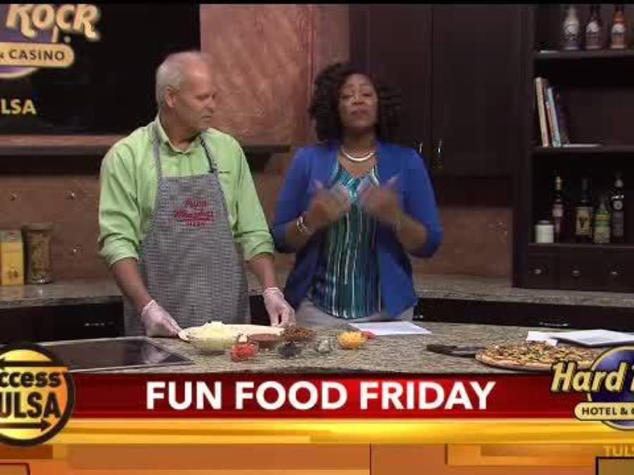 Fun Food Friday: Taco Pizza from Papa Murphy's just in time for Cinco de Mayo