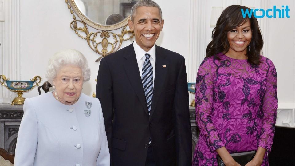 POTUS And FLOTUS Challenge UK Royalty