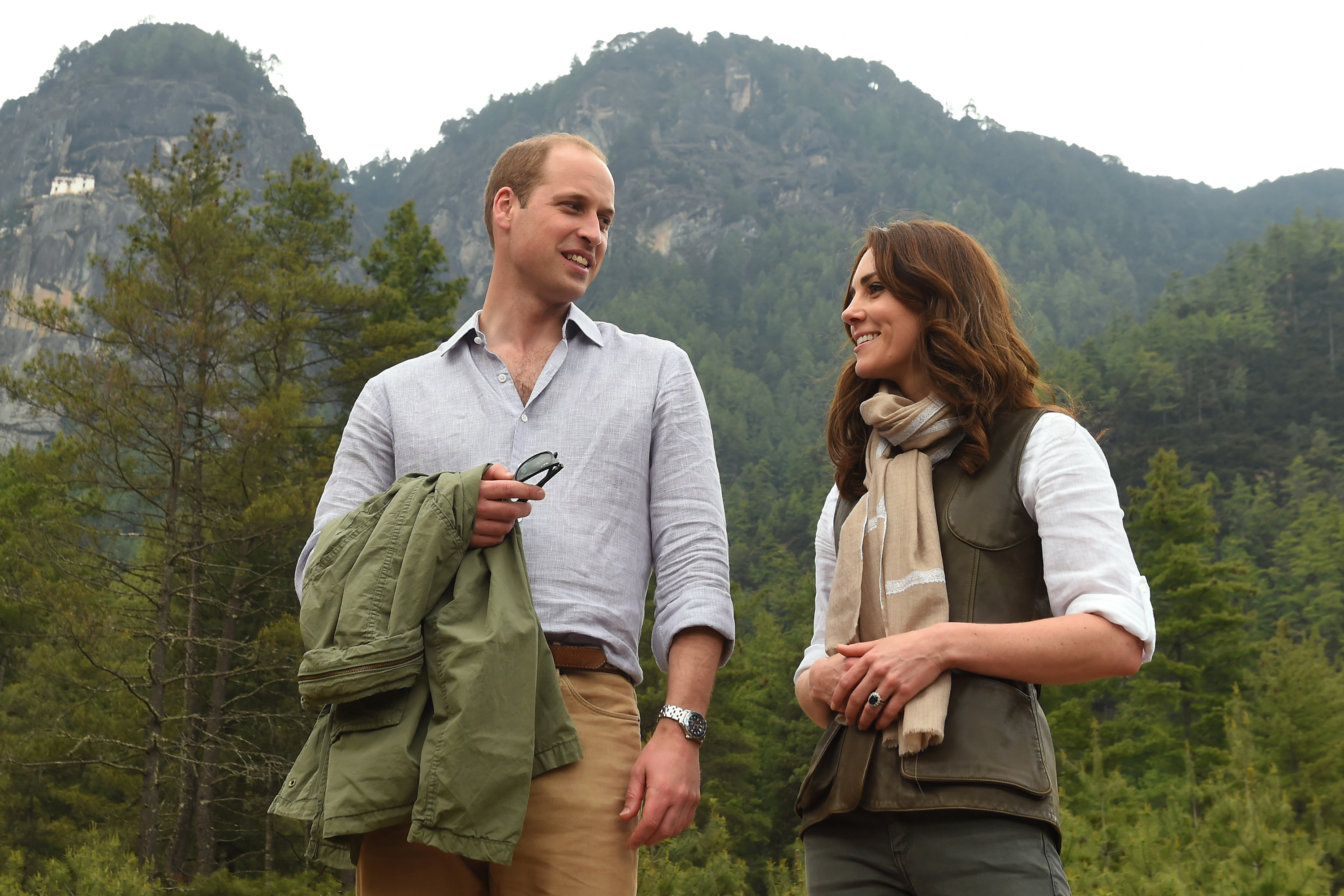 Prince William and Kate's Cutest Moments