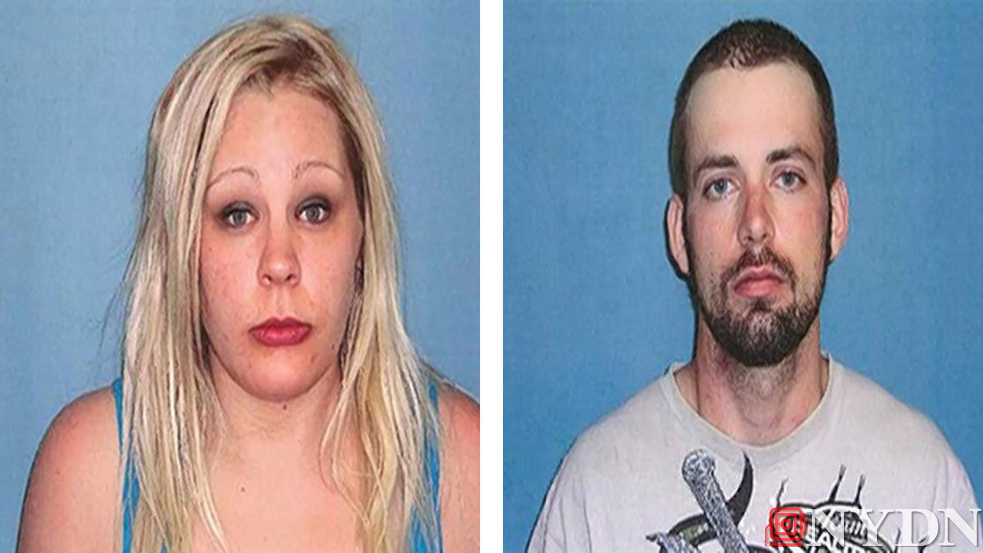 Ohio Couple Busted Naked and Drunk