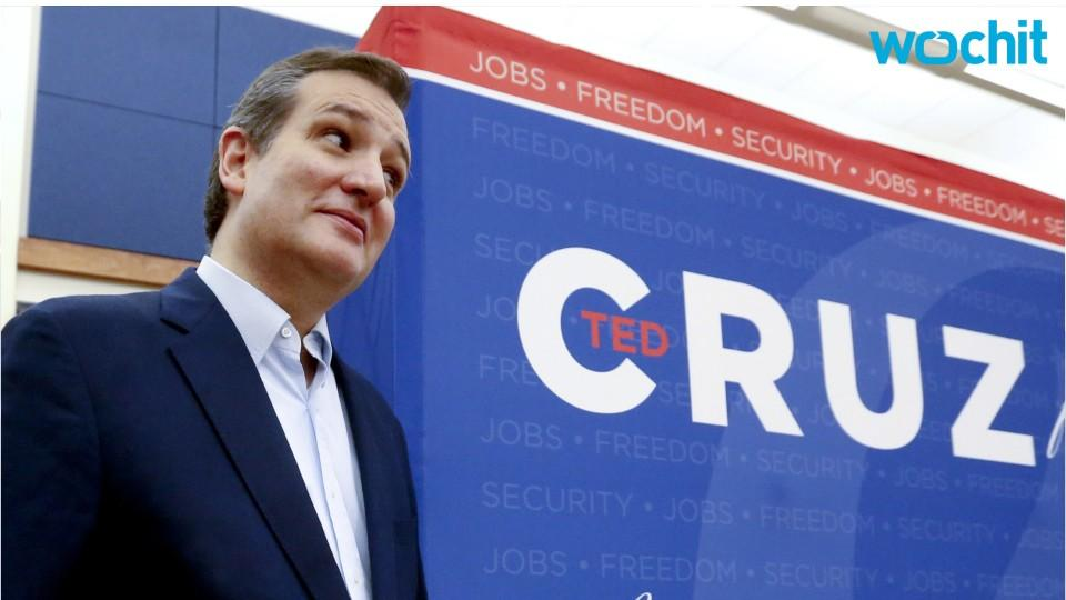 Cruz Has A Little Fun At Tump's Exspense