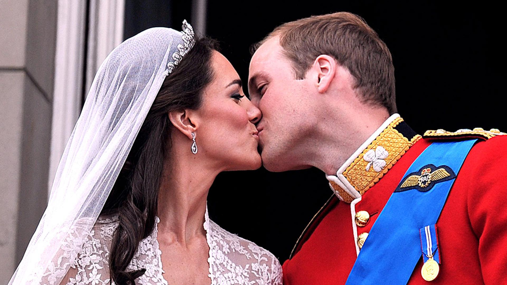 Kate Middleton and Prince William Celebrate 5 Year Anniversary