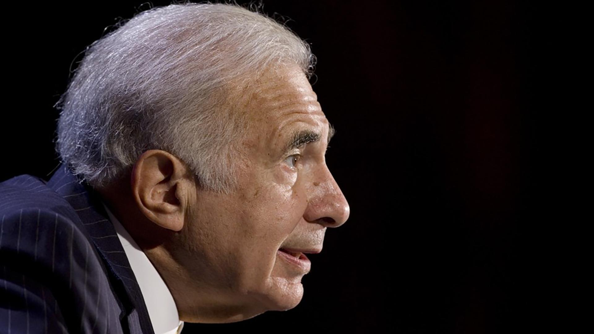 Who is Carl Icahn?