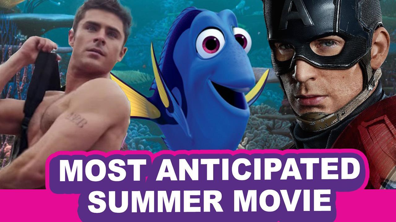 Most Anticipated Summer Movie 2016 (Debatable)