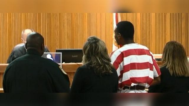 Eriese Tisdale sentenced to death for fatally shooting a deputy