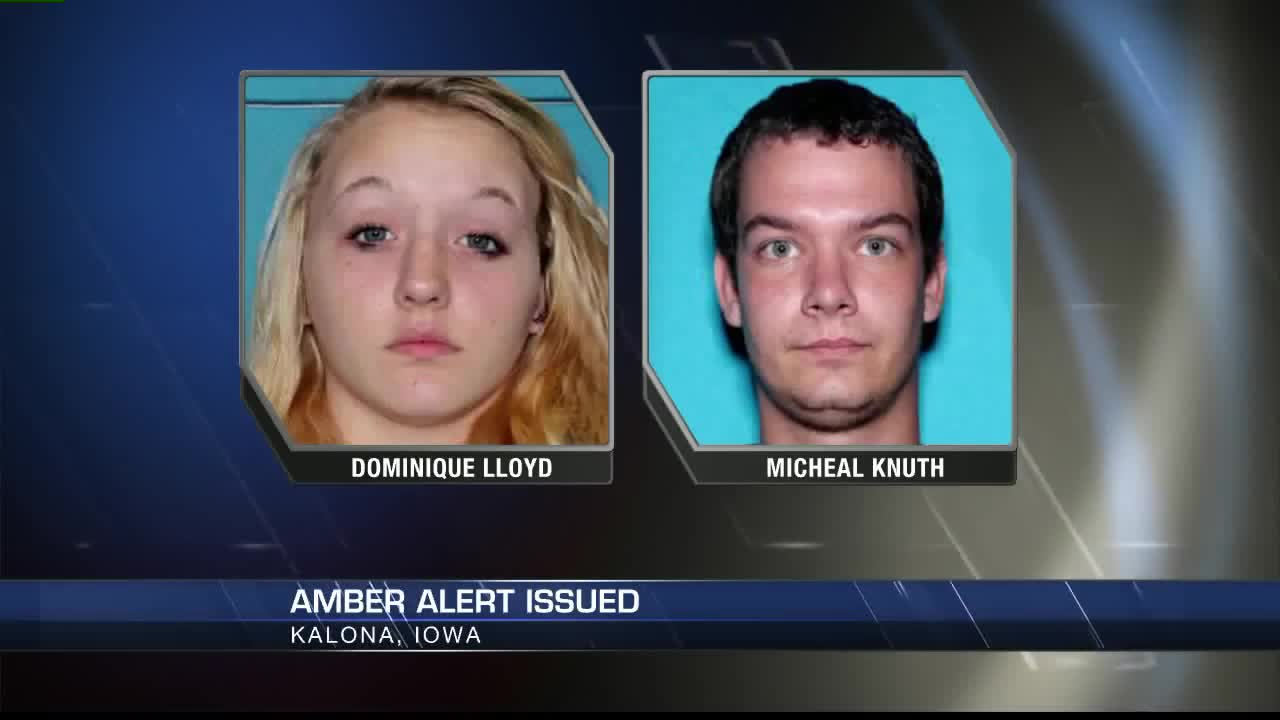 Amber Alert Issued For Girl Believed To Be With Registered Sex Offender