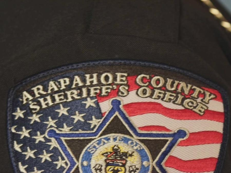 Deputies with Arapahoe County Sheriff's office getting new uniforms