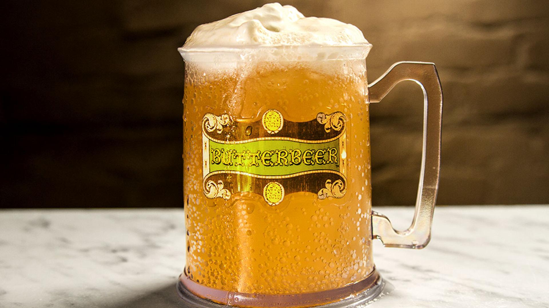 Boozy Butterbeer, So Good You'll Think It's Magic
