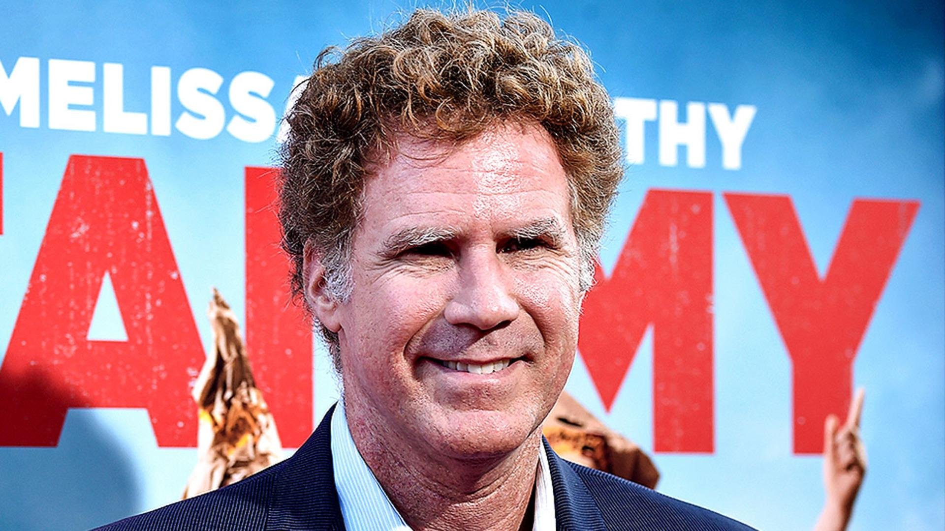 Will Ferrell Slamed by Ronald Reagan's Daughter for Making Light of Alzheimers
