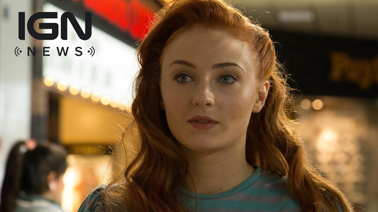 Sophie Turner Reveals X-Men: Apocalypse Easter Egg