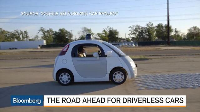 NHTSA's Rosekind on the Road Ahead for Driverless Cars