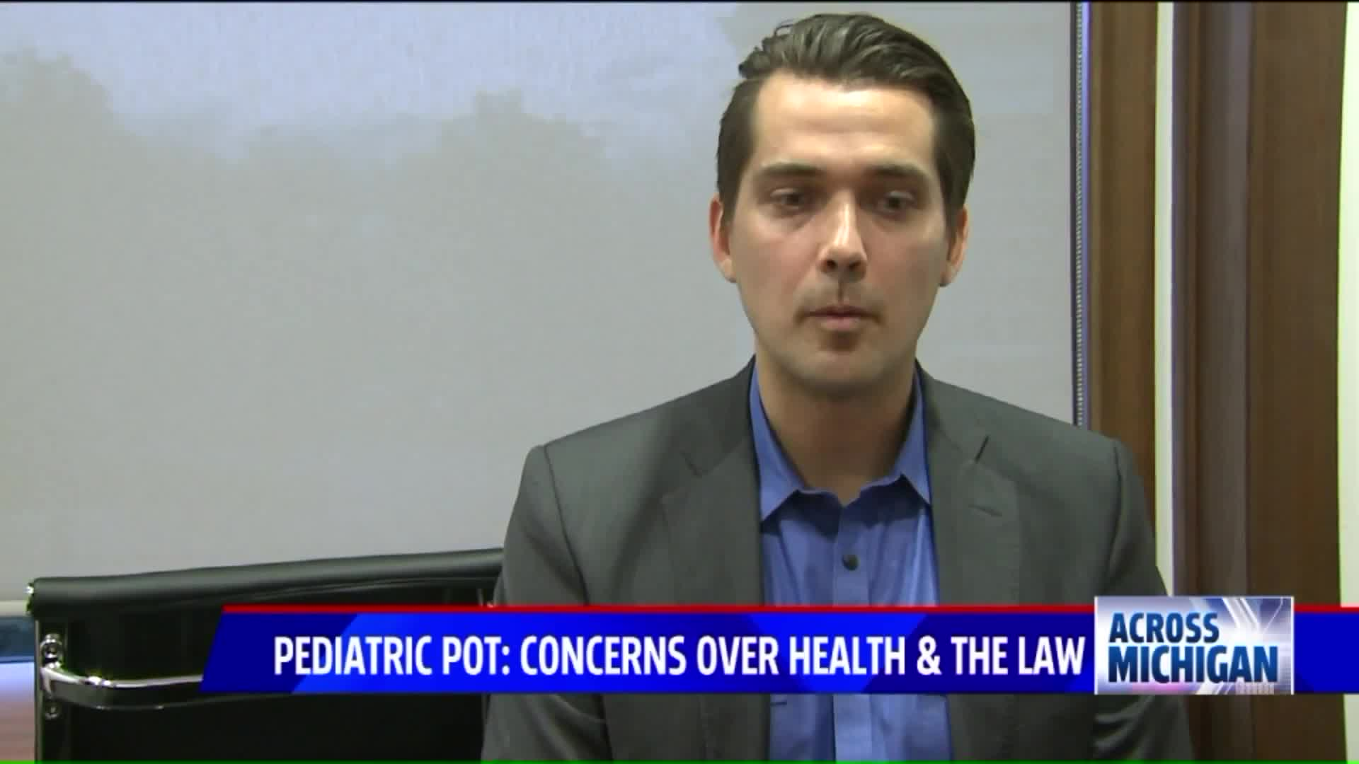 Dad Says Medical Marijuana Laws Make it Difficult to Use Life-Changing Treatment